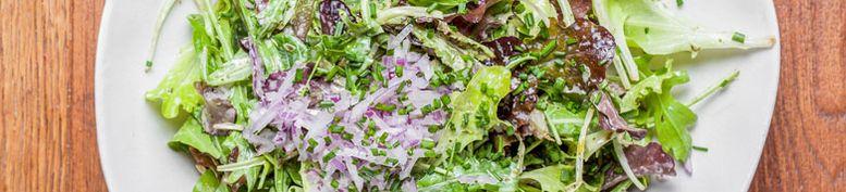Salate  - Burger Bros Bermuda