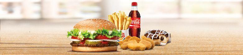Combos - Burger King