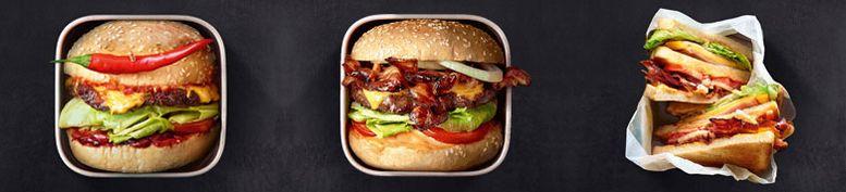 Burger - Burgerista