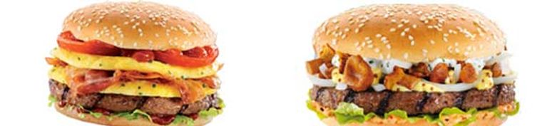 Burger - King Food
