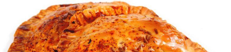 Calzone  - ÖTZI's Fast Food