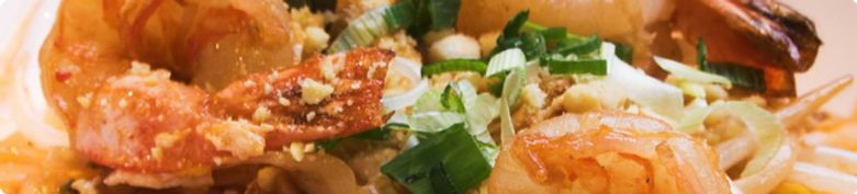 Garnelen - China Restaurant Asia