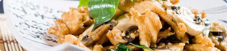 Hühnerfleisch - Chinoiss