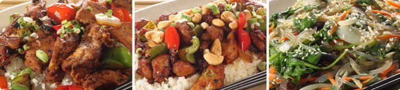 Spezialitäten des Hauses - China Restaurant Blumenwald