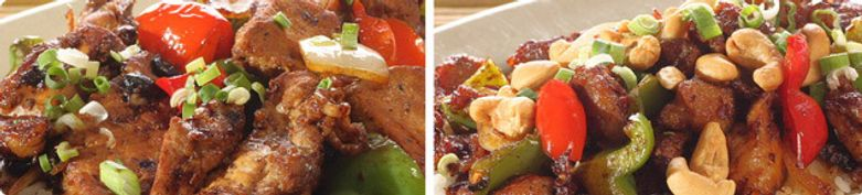 Spezialitäten  - China-Restaurant Kim San