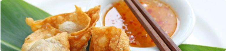 Indische Vorspeisen - Halal Food Nome's