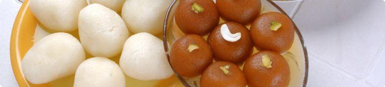 Nachspeisen - Rasoi - Indisches Restaurant
