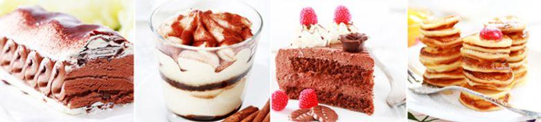 Desserts - Hali's - Natürlich frische Küche