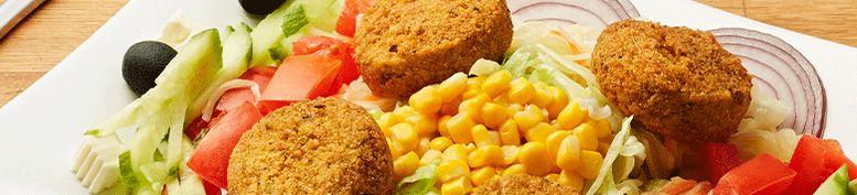 Spezialitäten des Hauses  - XL Hollywood Burger & Chicken Box