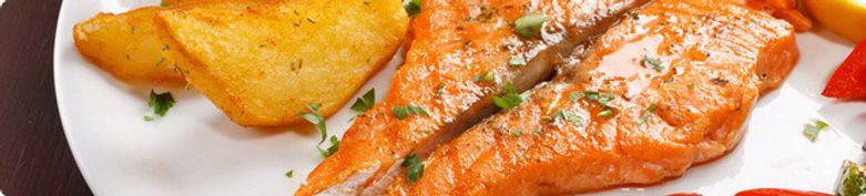 Fischgerichte - Pizzeria Bellissimo
