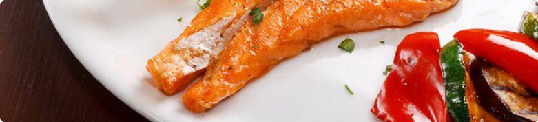 Fische und Meeresfrüchte - Portofino