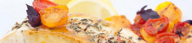 Fischgerichte - Curry Chutney