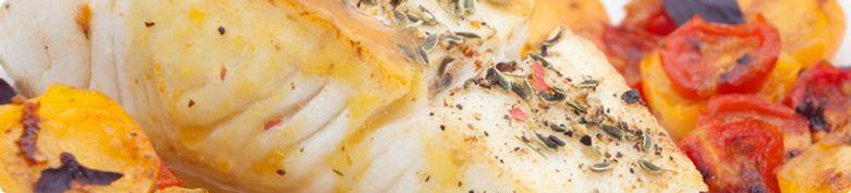 Fischgerichte - San Marino