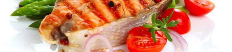 Fischgerichte - Casa Frascati