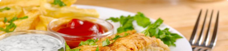 Fisch & Meeresfrüchte - Pizzeria & Burgeria Pepe Nero