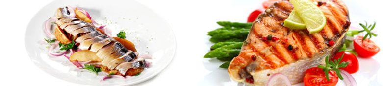 Fischgerichte - XXL Grill - Restaurant