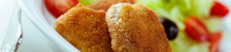 Fingerfood - Schnitzel Welt