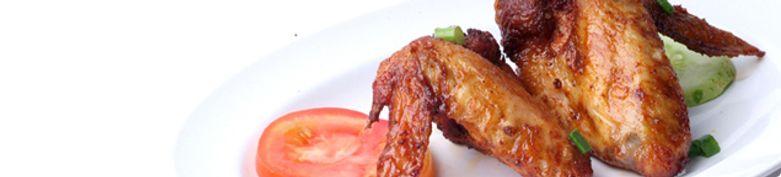 Hauptspeisen - Chicken & Burger