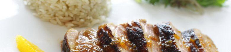 Ente  - Kim - Sushi & Asiaküche