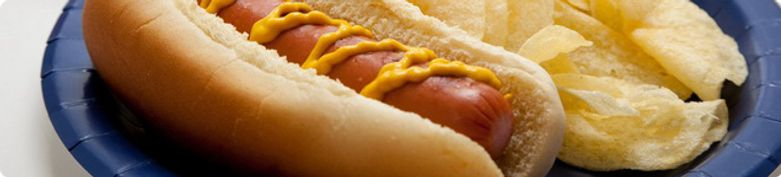 Hot Dogs  - Traum Cafe Pizza & Waffel Welt