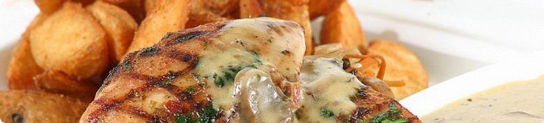 Hauptgerichte - Deno Pizza & Grill