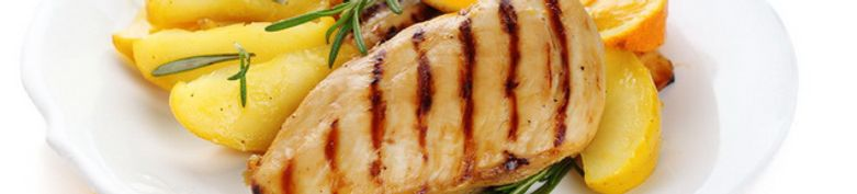 Hauptgerichte vom Huhn  - Restaurant Traditional Romanesc