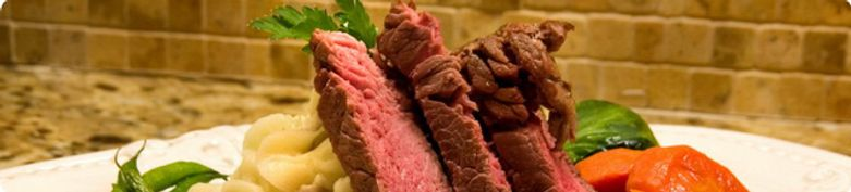 Rindfleisch  - Chinarestaurant Zhong Hua