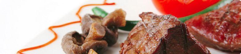 Schnitzel und Fleischgerichte - Pizza-Service-Miami