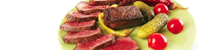 Rindfleisch - Asia Restaurant Lucky Garden