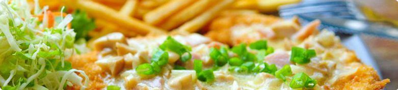 Hauptspeisen - Restaurant rondo essen + trinken