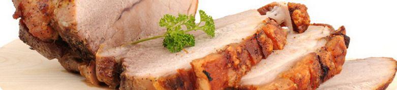 Schweinefleisch  - Wu's Cooking