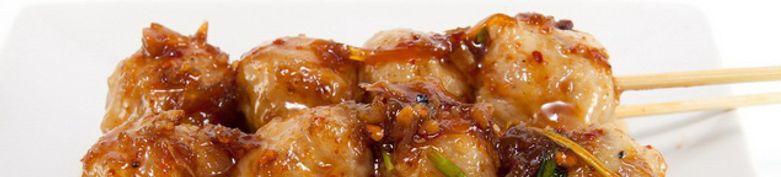 BBQ - Soya Noodles Asia Cuisine