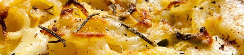 Überbackenes - Pizza Candela