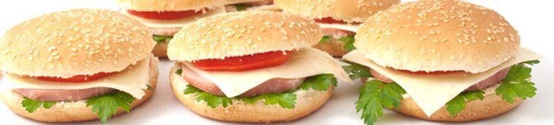 Cordon Bleu Burger - Schnitzel & Burger Boy