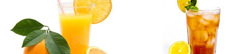 Fruchtsäfte & Eistee  - Reckless Lieferservice