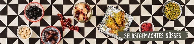 Nachtisch - Baba Noni - Modern Oriental Kitchen