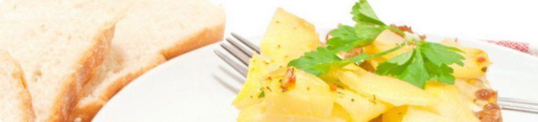 Vegetarische Gerichte - Trilogie Griechisches Restaurant