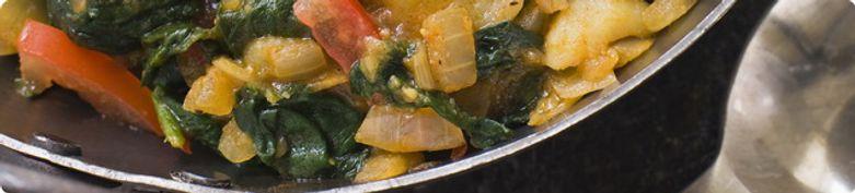 Vegetarische Gerichte - Ravi Restaurant