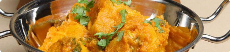 Huhn - Namaste Indisches Restaurant