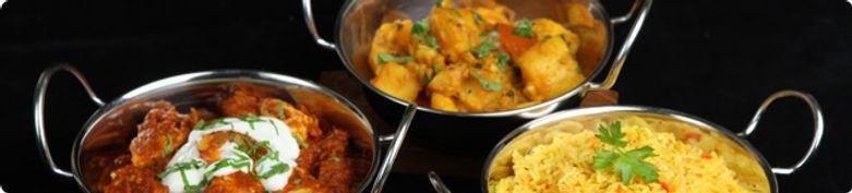 Mittagsmenü - Bollywood - Tandoori