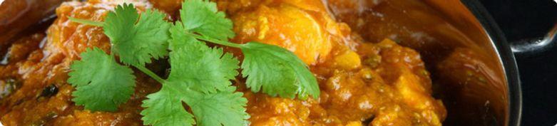 Currygerichte  - Asian Pockets