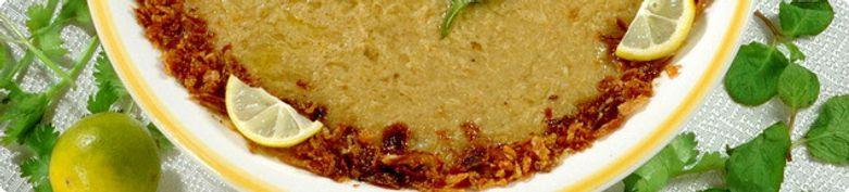 Vegetarische Gerichte  - Restaurant Sahib