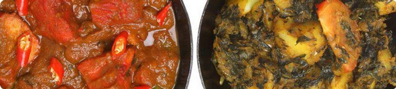 Lammfleischgerichte - Curry Hut