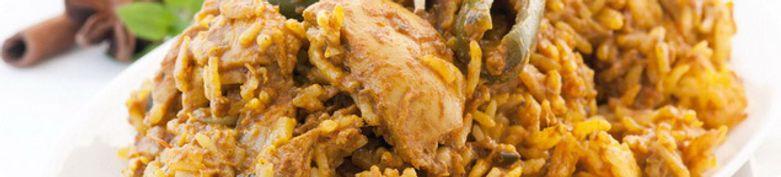 Hühnerfleisch Gerichte - Bio Essen