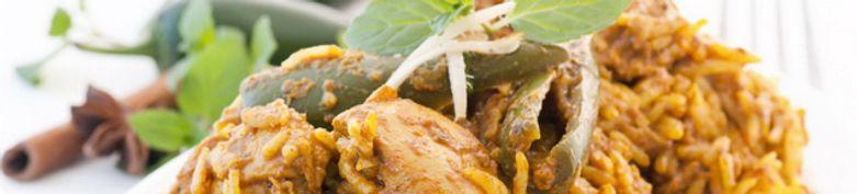 Fleischgerichte - Curry Lanka