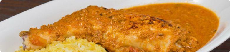 Huhn - Indisches Restaurant Nirvana