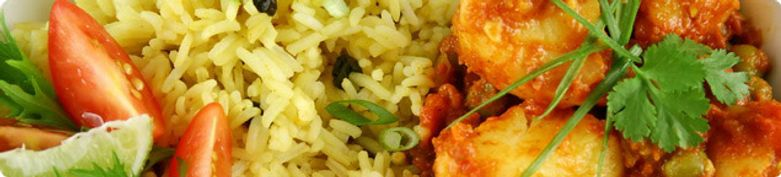 Biryani - Curry Chutney