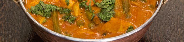 Lamm - Namaste Indisches Restaurant