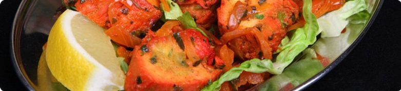 Shan-E-Tandoor (vom Grill) - The Taste of India