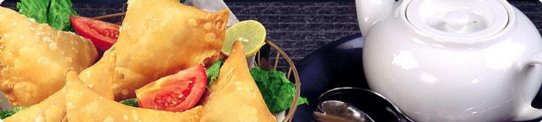 Vorspeisen - Indisches Restaurant Nirvana